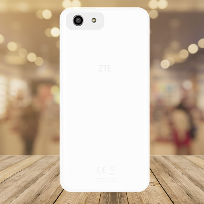 Funda personalizada para ZTE BLADE A522 flexible gel