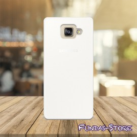 Funda personalizada para SAMSUNG GALAXY A5 2016 A510 GEL flexible