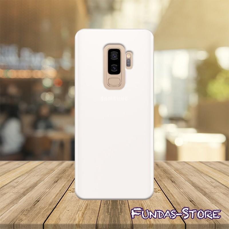 Funda personalizada de GEL impresa directamente sobre la funda para Samsung Galaxy S9 Plus.