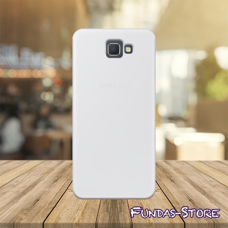 Funda para SAMSUNG J5 PRIME personalizada carcasa GEL flexible con tu foto