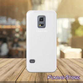 Funda personalizada para SAMSUNG GALAXY S5 I9500 GEL flexible