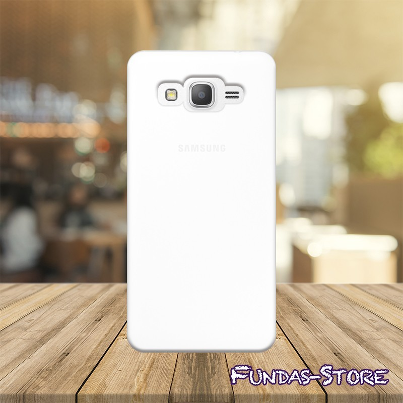 Funda personalizada para SAMSUNG GALAXY GRAND PRIME GEL flexible