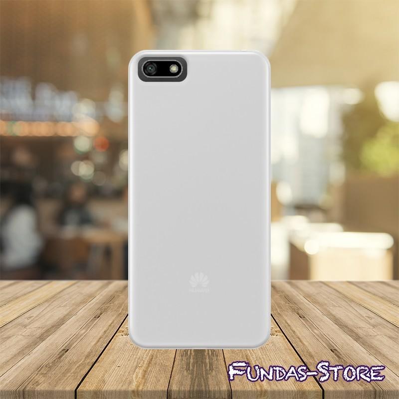Funda para HUAWEI Y5 2018 personalizada carcasa GEL flexible con tu foto