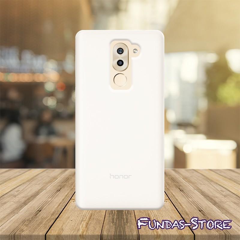 Funda para HUAWEI HONOR 6X personalizada carcasa GEL flexible con tu foto