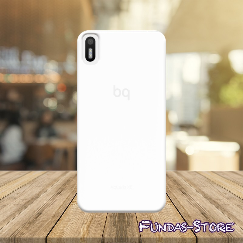 Funda personalizada para BQ X5 GEL flexible
