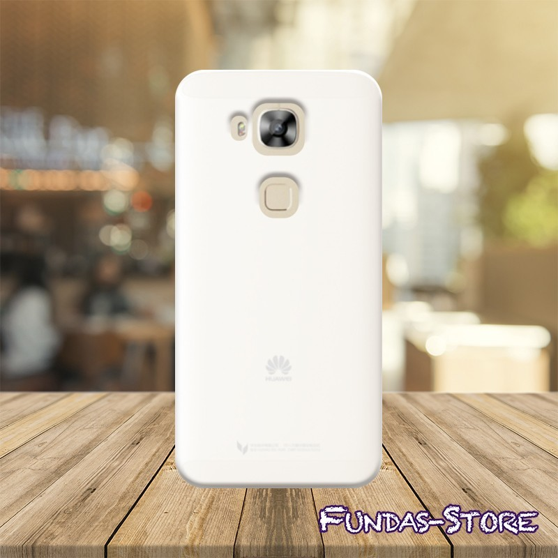 Funda personalizada para HUAWEI G8 GEL flexible