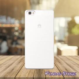 Funda para HUAWEI P8 LITE personalizada carcasa GEL flexible con tu foto