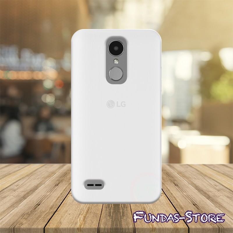 Funda para LG K8 2017 personalizada carcasa GEL flexible con tu foto