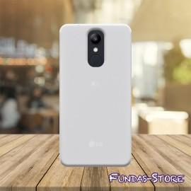 Funda para LG K9 2018 personalizada carcasa GEL flexible con tu foto