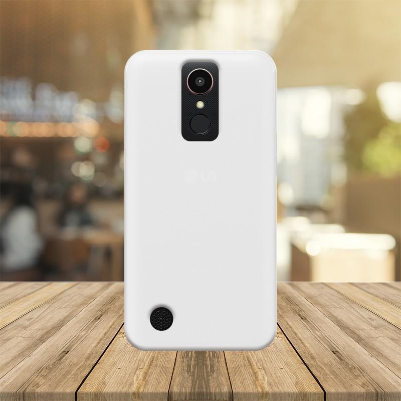 Funda para LG k10 2017 personalizada carcasa GEL flexible con tu foto