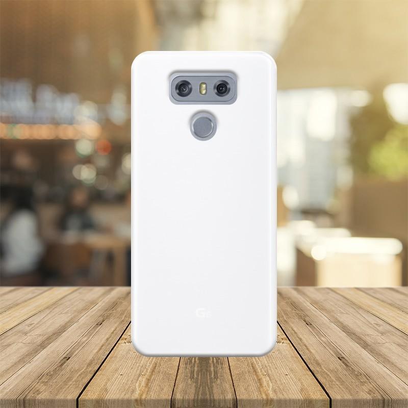Funda para LG G6 personalizada carcasa GEL flexible con tu foto