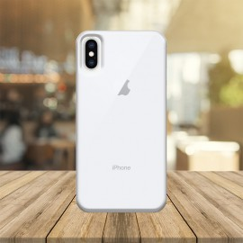 Funda para APPLE IPHONE XS I-PHONE personalizada carcasa GEL flexible con tu foto