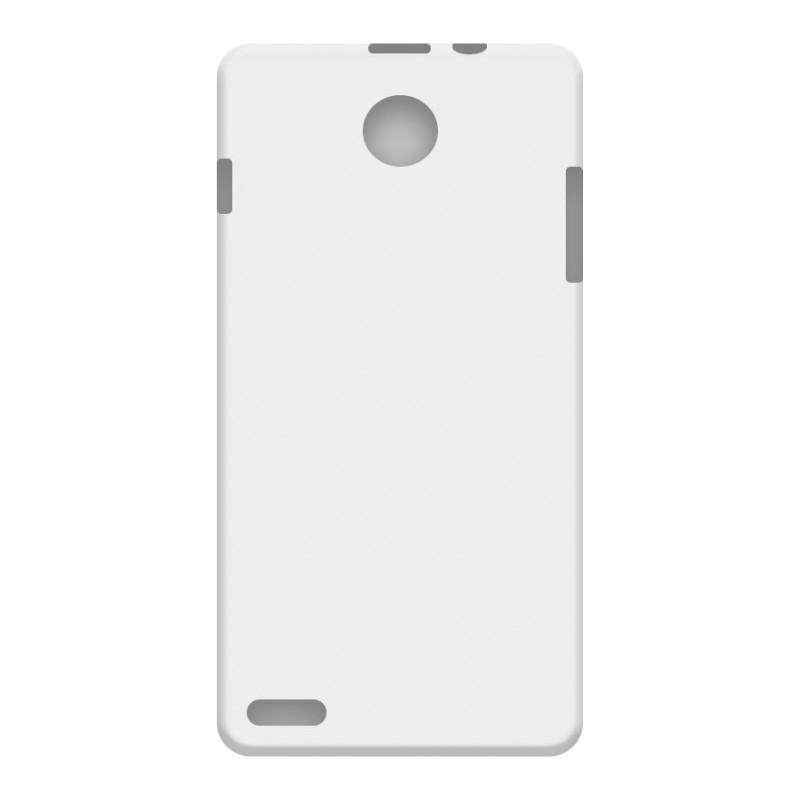 Funda personalizada para ZTE KISS 2 MAX GEL flexible