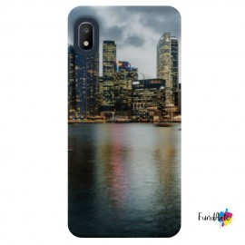 Funda para SAMSUNG GALAXY A10e personalizada carcasa GEL flexible con tu foto