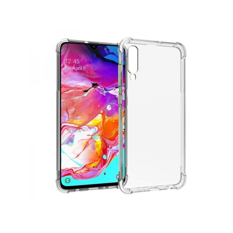 Funda PERSONALIZADA BUMPER Samsung A70 REFORZADA TPU alta densidad personalizada con tu foto