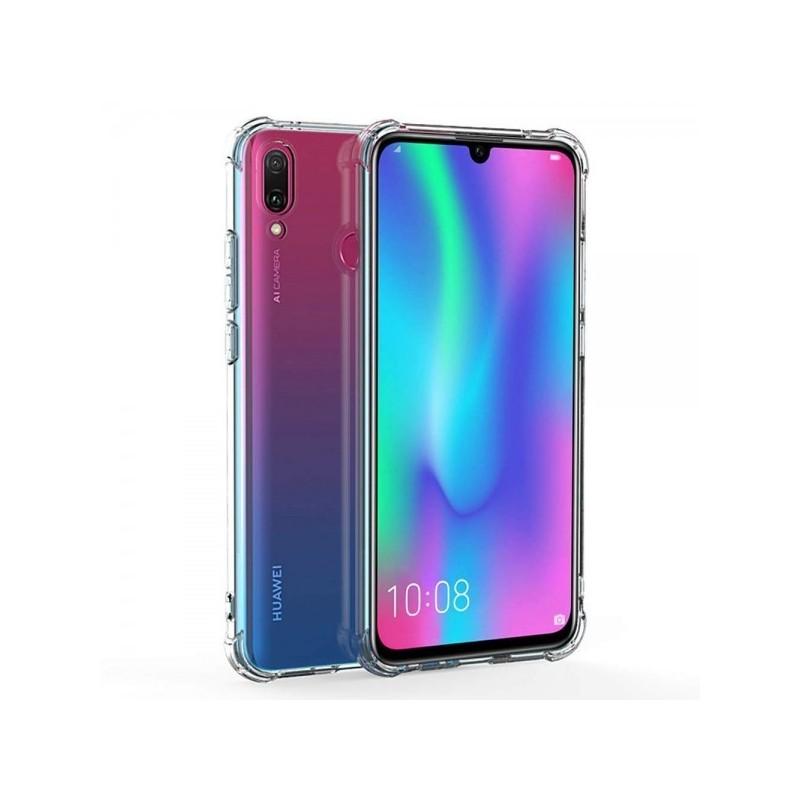 Funda PERSONALIZADA BUMPER Huawei P smart 2019 REFORZADA TPU alta densidad personalizada con tu foto