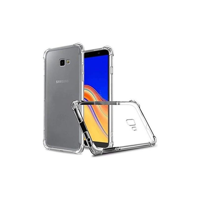 Funda PERSONALIZADA BUMPER Samsung J4 plus + REFORZADA TPU alta densidad personalizada con tu foto