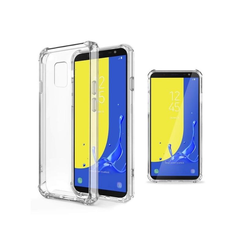 Funda PERSONALIZADA BUMPER Samsung J6 2018 REFORZADA TPU alta densidad personalizada con tu foto