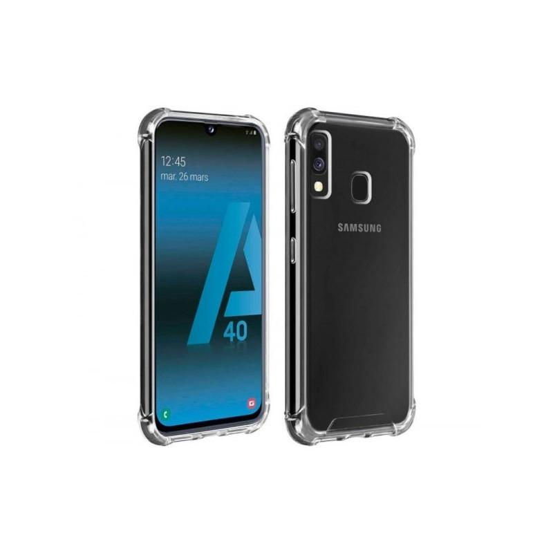 Funda PERSONALIZADA BUMPER Samsung A40 REFORZADA TPU alta densidad personalizada con tu foto