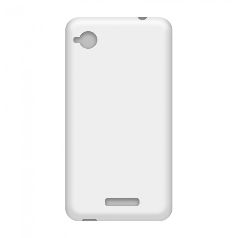 Funda personalizada para HTC DESIRE 320 GEL flexible con tu foto