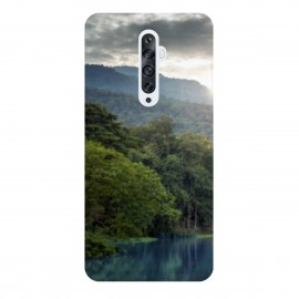OPPO RENO 2 Z Funda personalizada movil para GEL TPU con foto 3D digital UVLED