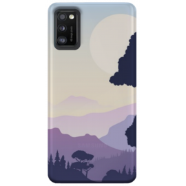 SAMSUNG a41 Funda personalizada movil para GEL TPU con foto 3D digital UVLED
