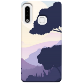 SAMSUNG a70e Funda personalizada movil para GEL TPU con foto 3D digital UVLED