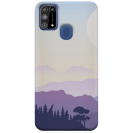 SAMSUNG M31 Funda personalizada movil para GEL TPU con foto 3D digital UVLED