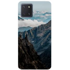 SAMSUNG NOTE 10 LITE Funda personalizada movil para GEL TPU con foto 3D digital UVLED