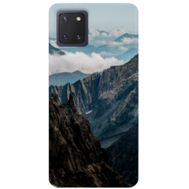 SAMSUNG A81 Funda personalizada movil para GEL TPU con foto 3D digital UVLED