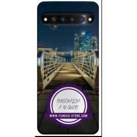 Funda para TCL 10 pro personalizada GEL TPU con foto 3D digital UVLED
