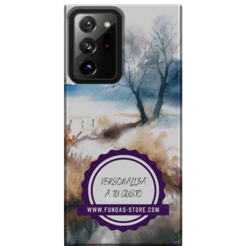 Funda para SAMSUNG NOTE 20 PLUS Funda personalizada movil para GEL TPU con foto 3D digital UVLED