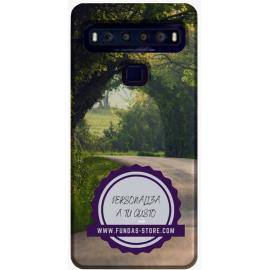 Funda para TCL 10 L personalizada GEL TPU con foto 3D digital UVLED