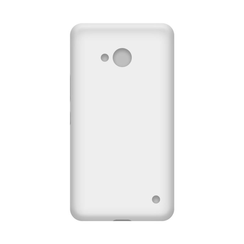 Funda para MICROSOFT LUMIA 640 personalizada carcasa GEL flexible con tu foto