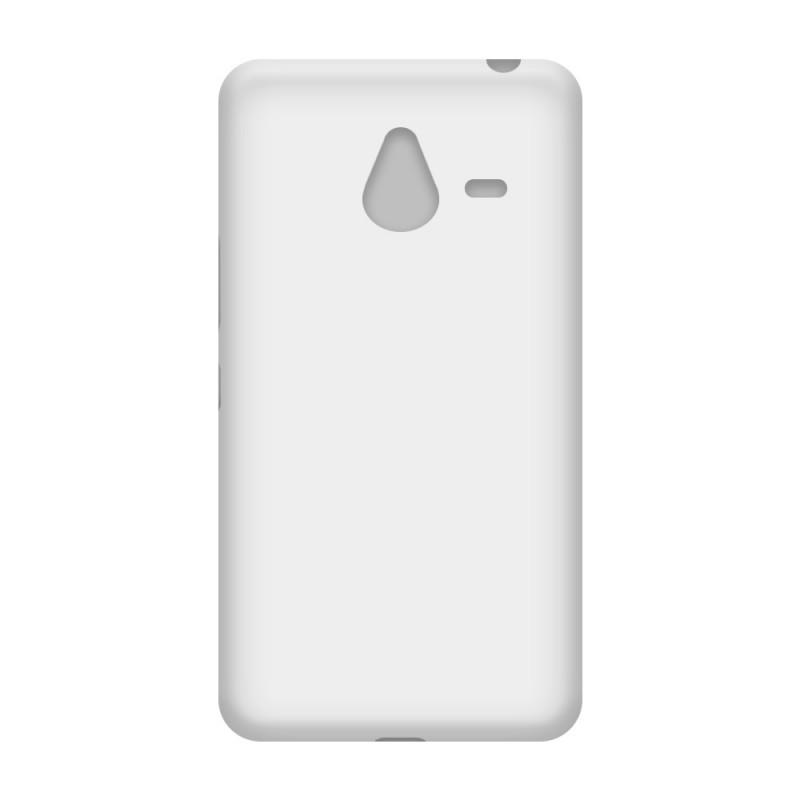 Funda para MICROSOFT LUMIA 640 XL personalizada carcasa GEL flexible con tu foto