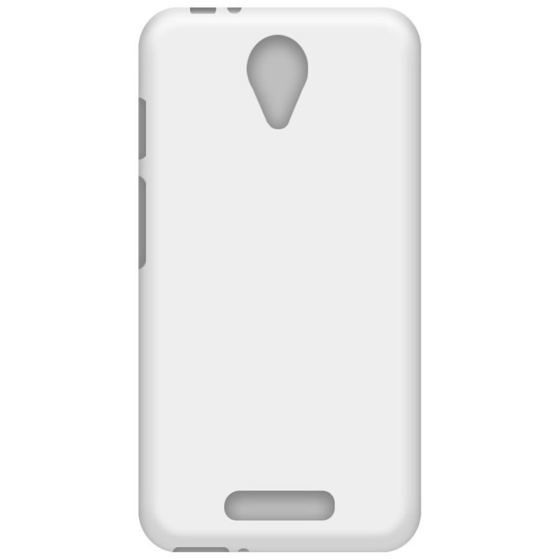 Funda para ALCATEL POP 4 personalizada carcasa GEL flexible con tu foto