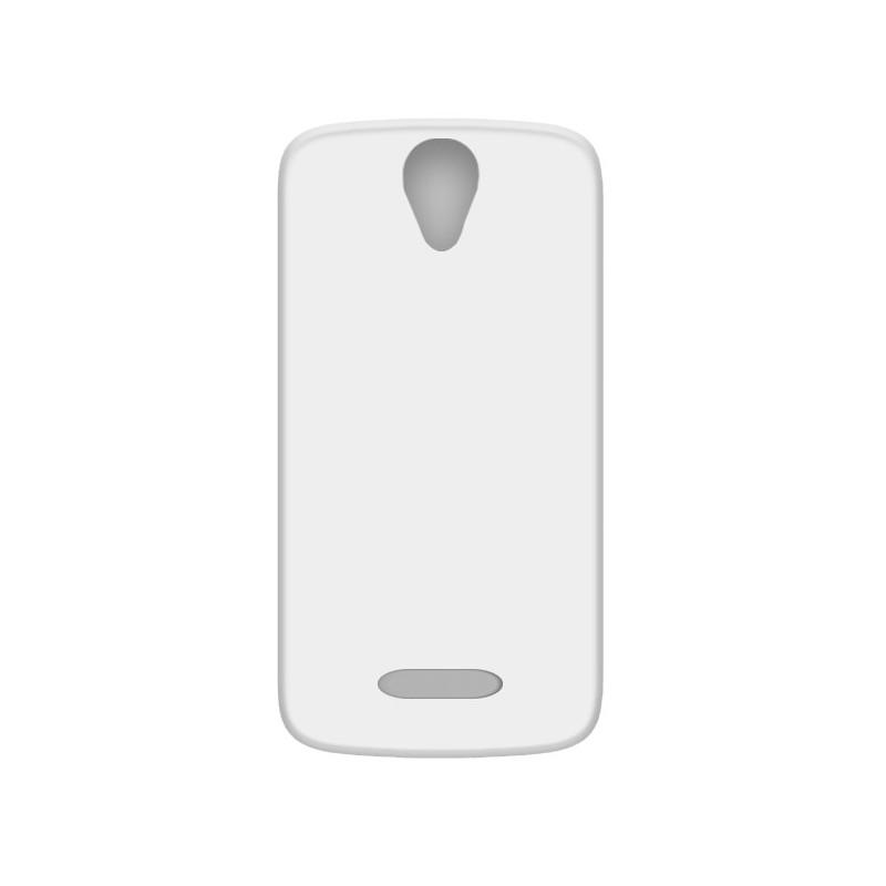 Funda para DOOGEE X5 personalizada carcasa GEL flexible con tu foto