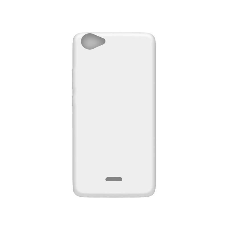 Funda para WIKO RAINBOW JAM personalizada carcasa GEL flexible con tu foto