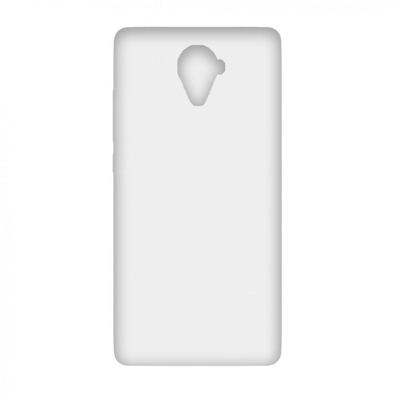 Funda para WIKO U FEEL PRIME personalizada carcasa GEL flexible con tu foto