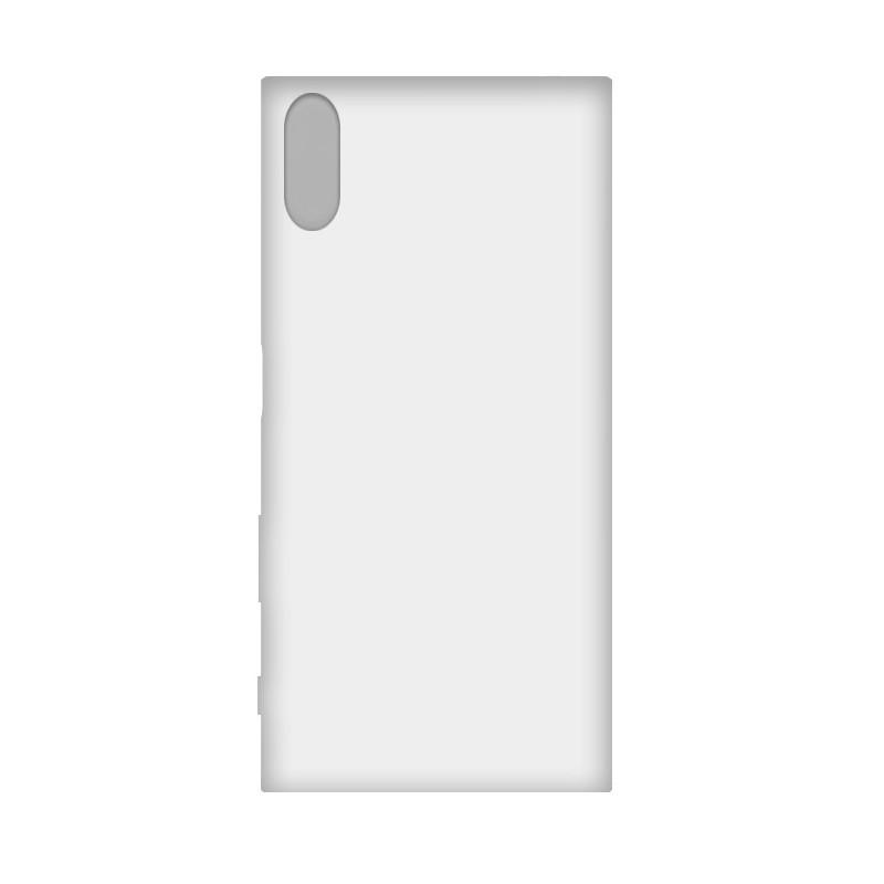 Funda para SONY XPERIA XZ personalizada carcasa GEL flexible con tu foto