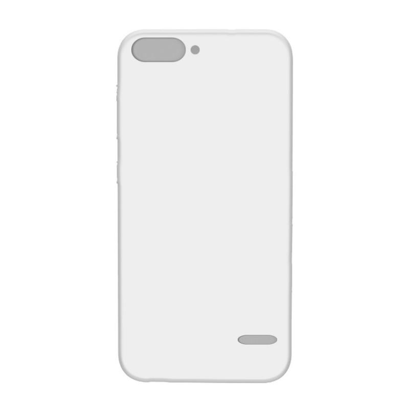 Funda para ZTE BLADE S6 personalizada carcasa GEL flexible con tu foto