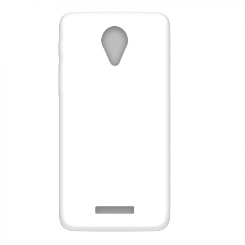 Funda para ALCATEL POP 4s personalizada carcasa GEL flexible con tu foto