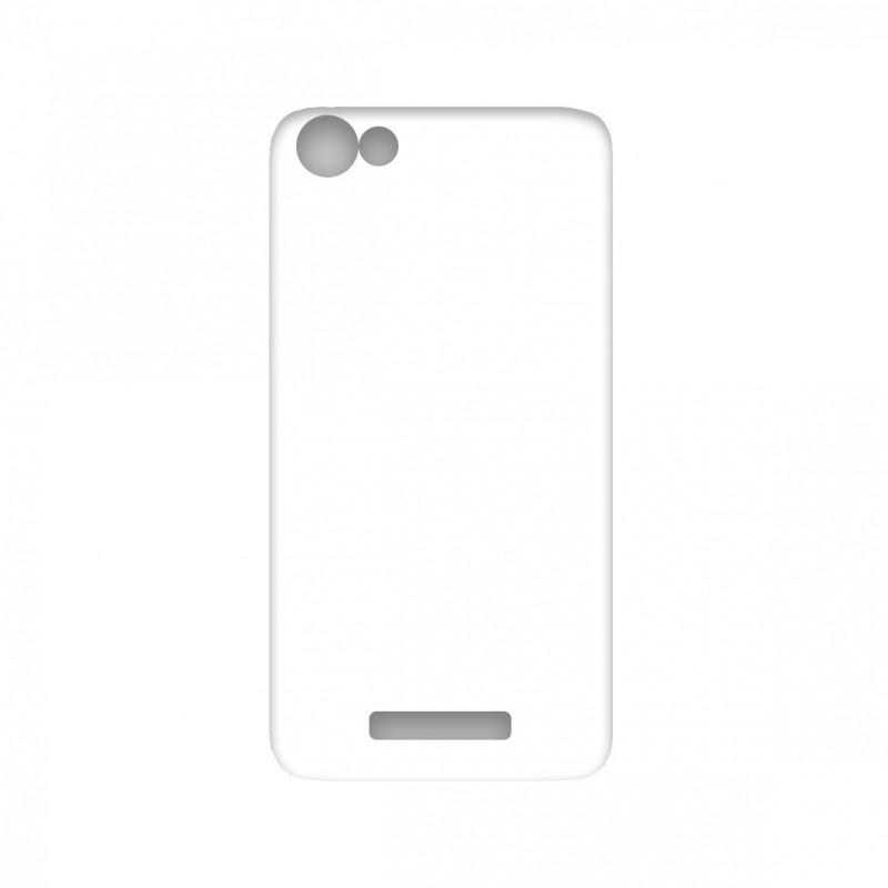 Funda para WIKO LENNY 3 MAX personalizada carcasa GEL flexible con tu foto