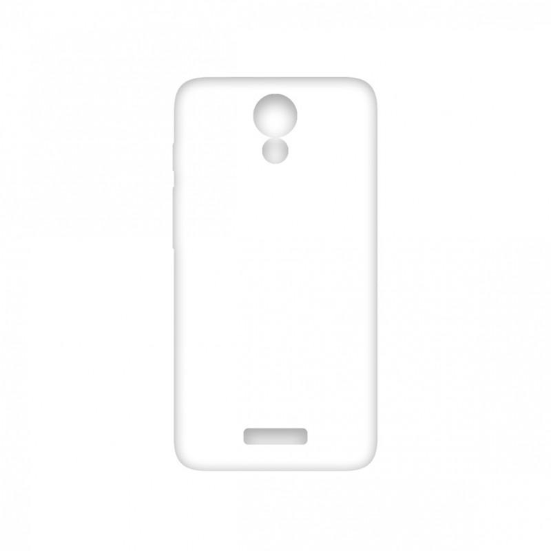 Funda para ALCATEL PIXI 4 5.0 personalizada carcasa GEL flexible con tu foto