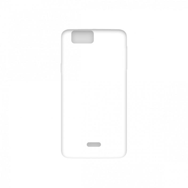 Funda para WIKO RAINBOW 4G personalizada carcasa GEL flexible con tu foto