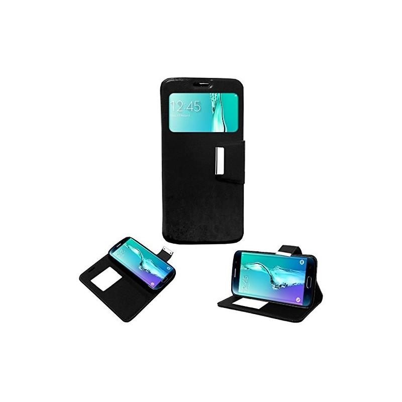 Funda con TAPA para SAMSUNG GALAXY S7 personalizada carcasa GEL flexible con tu foto