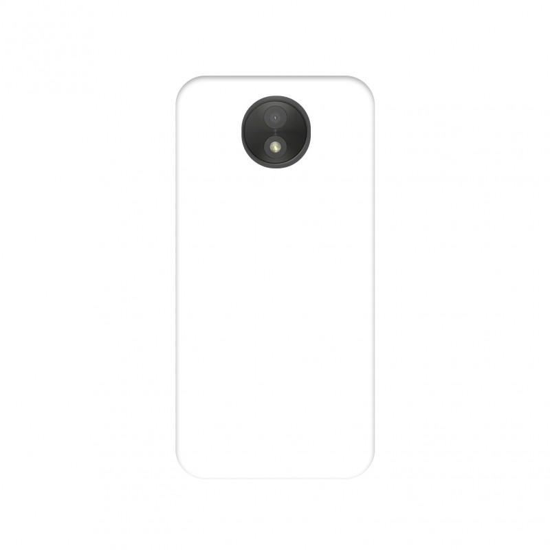 Funda para MOTOROLA MOTO C personalizada carcasa GEL flexible con tu foto