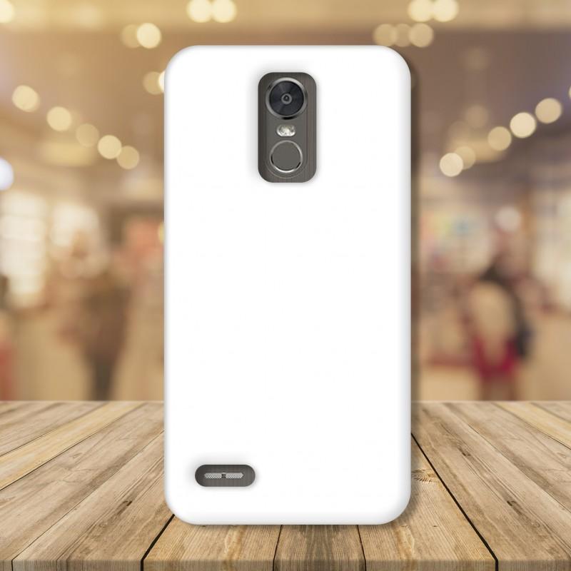 Funda para LG STYLUS 3 personalizada carcasa GEL flexible con tu foto