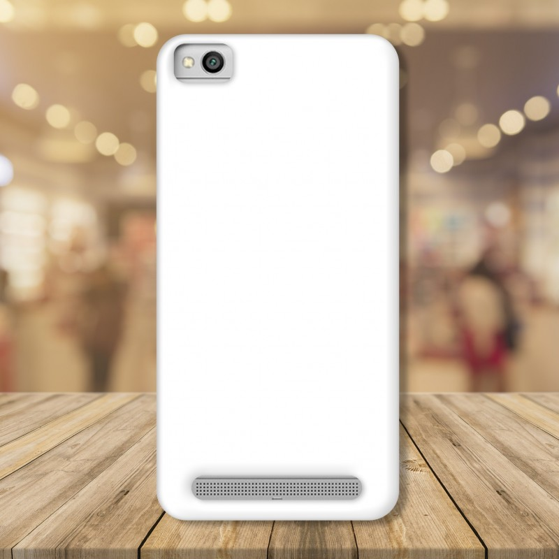 Funda para XIAOMI REDMI 5A personalizada carcasa GEL flexible con tu foto